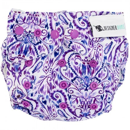 Designer Bums Modern Cloth Nappy - Flow State