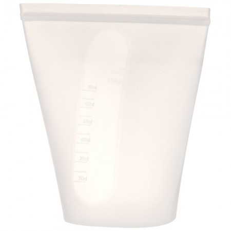 Ecopocket Silicone Pouch 700ml - Clear