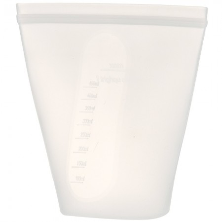 Ecopocket Silicone Pouch 450ml - Clear