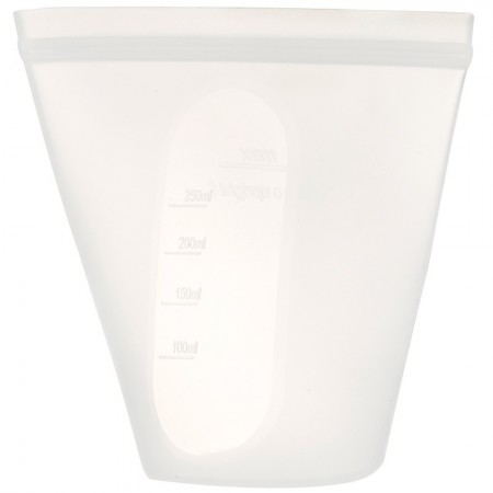 Ecopocket Silicone Pouch 250ml - Clear