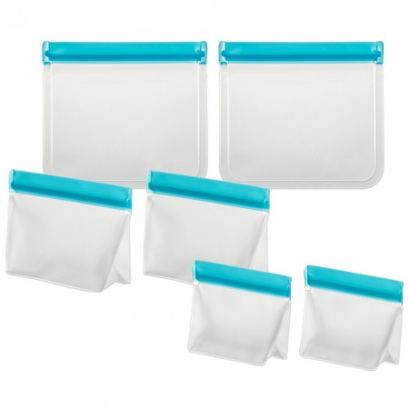 Ecopocket Lunch Pack 6pk - Blue