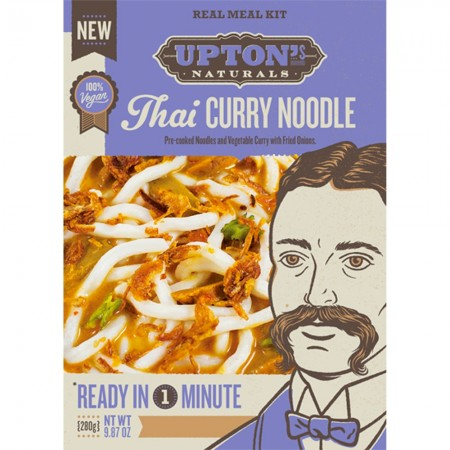 Upton's Naturals Real Meal Kit 280g - Thai Curry Noodle