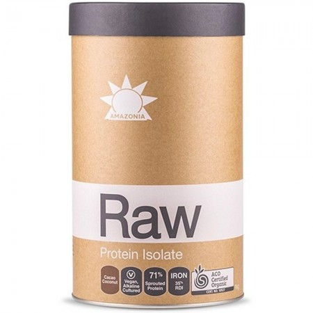 Amazonia Raw Protein Isolate 500g - Natural