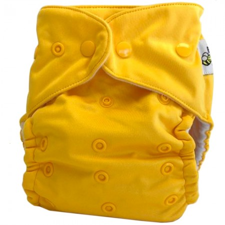 Baby Beehinds Magicall Multi-Fit Pocket Nappy - BumbleBee