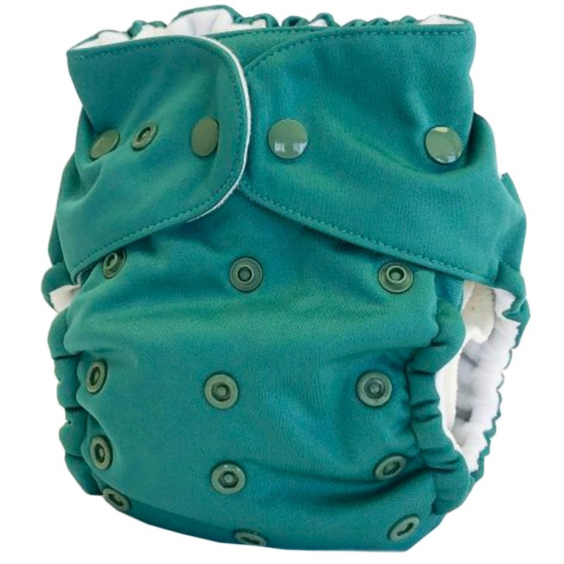 Baby Beehinds Magicall Multi-Fit Pocket Nappy - Sea Green