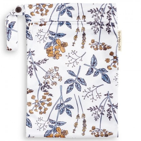 EcoNaps Mini Wet Bag - Vintage Botanicals