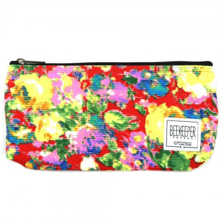 Beekeeper Parade Pencil Case - Flower Garden