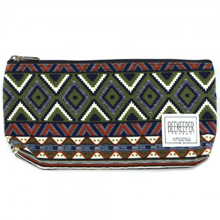 Beekeeper Parade Pencil Case - Aztec