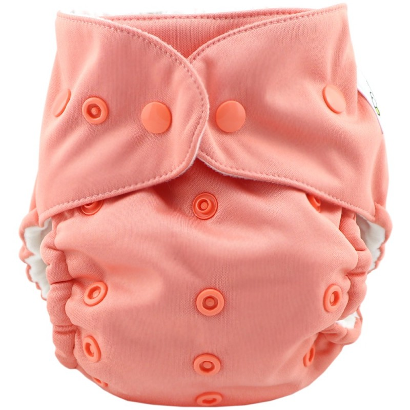 Baby Beehinds Magicall Multi-Fit Pocket Nappy - Coral