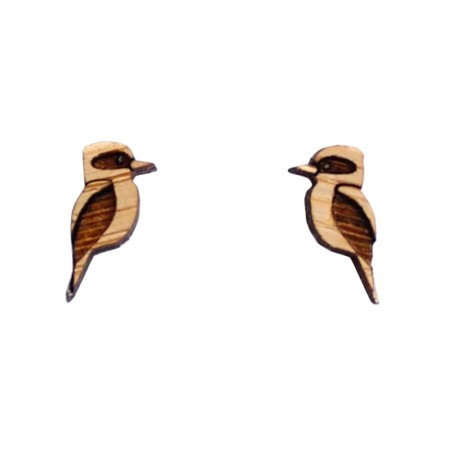 One Happy Leaf Kookaburra Studs