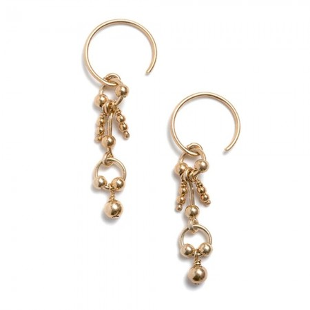 Buy RBCCA KSTR Rahma Ear Hooks - Gold