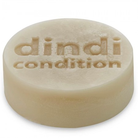 Dindi Naturals Solid Conditioner in Tin 50g - Argan