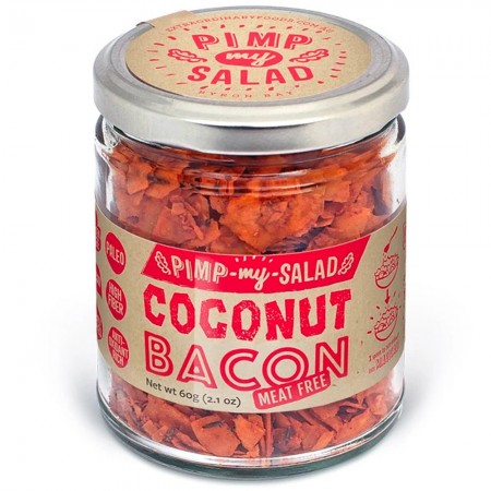 Pimp My Salad Meat-free Coconut Bacon 65g