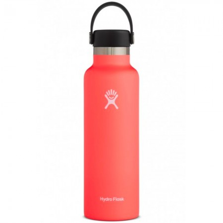Hydro Flask Bottle Standard Mouth 21oz 621ml - Hibiscus