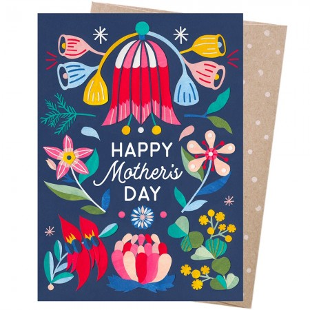 Earth Greetings Mother's Day Card - Blooms