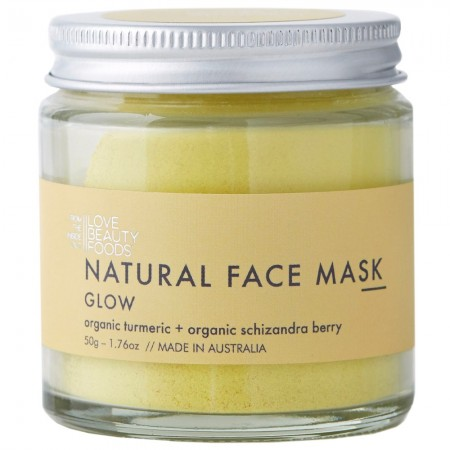 Love Beauty Foods Clay Face Mask 50g - Glow
