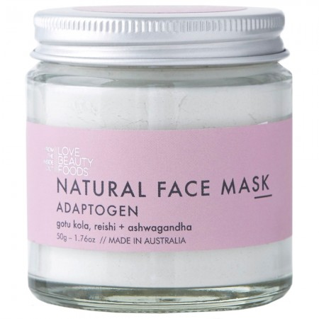 Love Beauty Foods Clay Face Mask 50g - Adaptogen