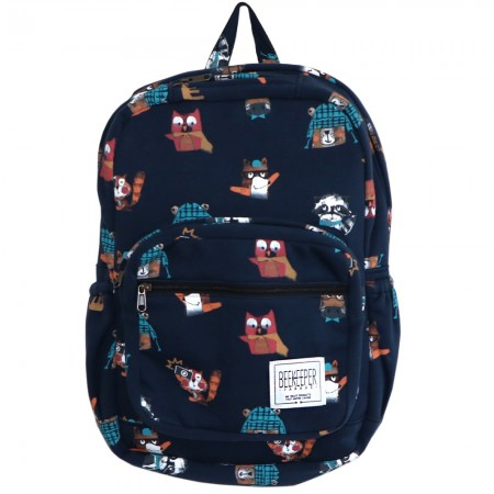 Beekeeper Parade Royal Backpack - The Forest Friends