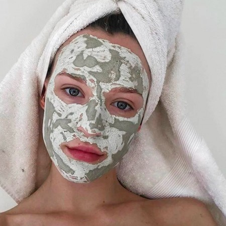 Butt Naked Cactus Refresh Clay Face Mask 50g