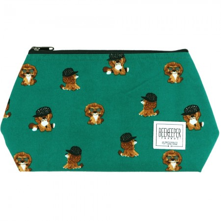 Beekeeper Parade Makeup Bag Large - Little Lion