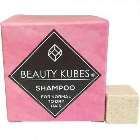 SHORT DATED Beauty Kubes Shampoo Normal to Dry Hair