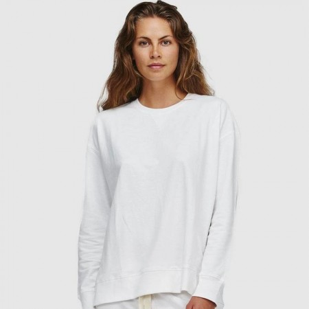 Cloth & Co. Classic Terry Sweat - Gardenia