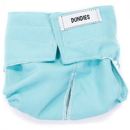 Dundies Snappies Pet Nappy - Soft Blue