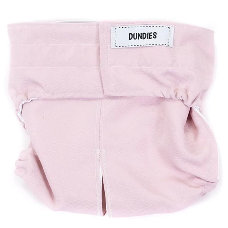 Dundies Snappies Dusty Pink