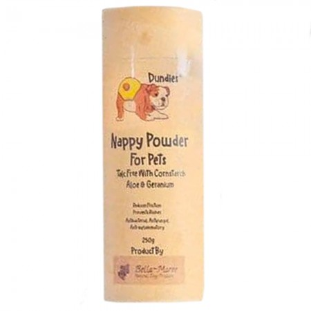 Dundies Pet Nappy Powder