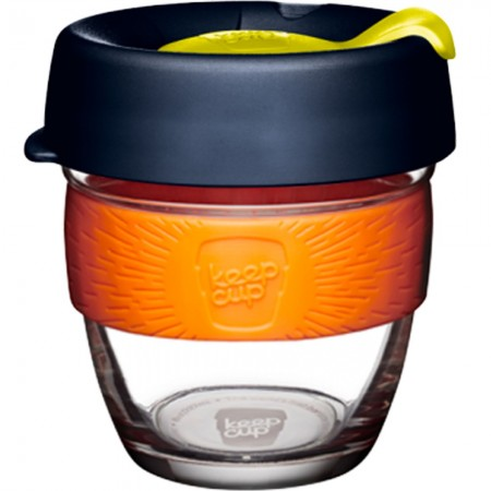 KeepCup Small Glass Cup 8oz (227ml) - Banksia