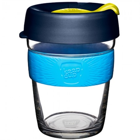 KeepCup Brew Glass 12oz - Blueleaf