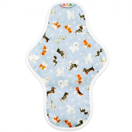 Hannahpad Cloth Long Liner - Playful Puppy