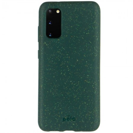 Pela Eco-Friendly Phone Case Samsung S20 - Green