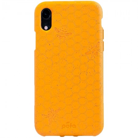 Pela Eco-Friendly Phone Case iPhone XR - Honey Bee Edition