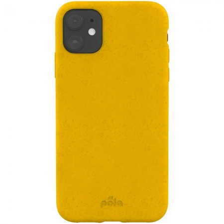 Pela Slim Eco-Friendly Phone Case iPhone 11 - Yellow