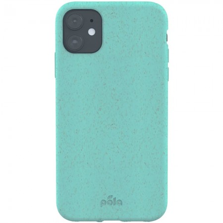 Pela Slim Eco-Friendly Phone Case iPhone 11 - Purist Blue