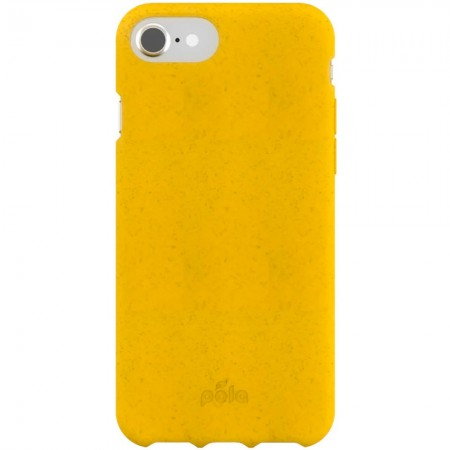 Pela Slim Eco-Friendly iPhone 6/6S/7/8/SE Case - Yellow