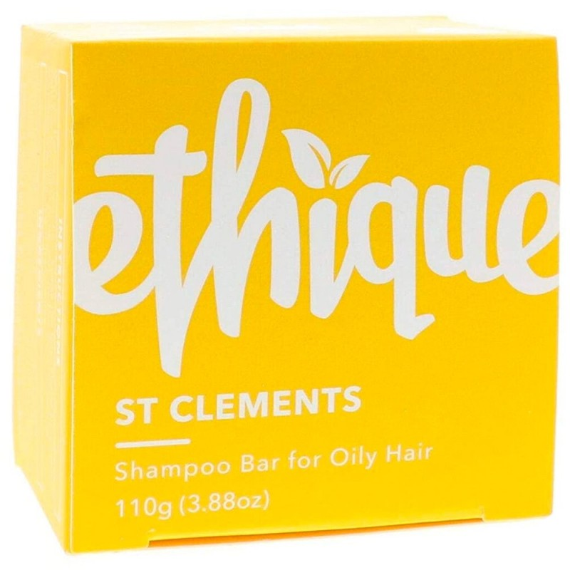ETHIQUE Solid Shampoo Bar St Clements 110g - Oily Hair