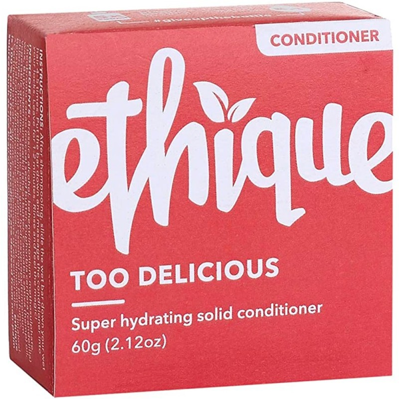 ETHIQUE Solid Conditioner Bar Too Delicious 60g - Super Hydrating
