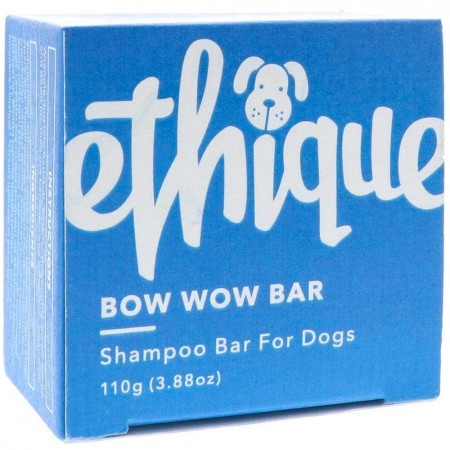ETHIQUE Solid Shampoo Bar for Dogs 110g - Bow Wow Bar