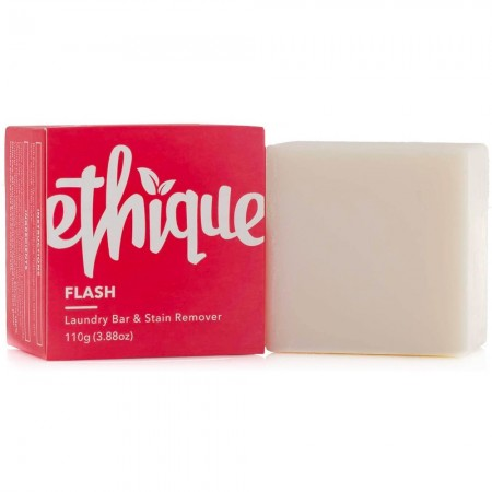 ETHIQUE Solid Laundry Bar & Stain Remover Flash - 100g