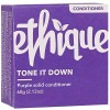 ETHIQUE Solid Conditioner Bar Tone It Down 60g - Purple
