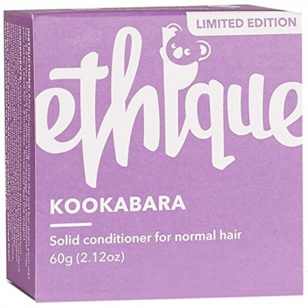 ETHIQUE Solid Conditioner Bar for Normal Hair 60g - Kookabara