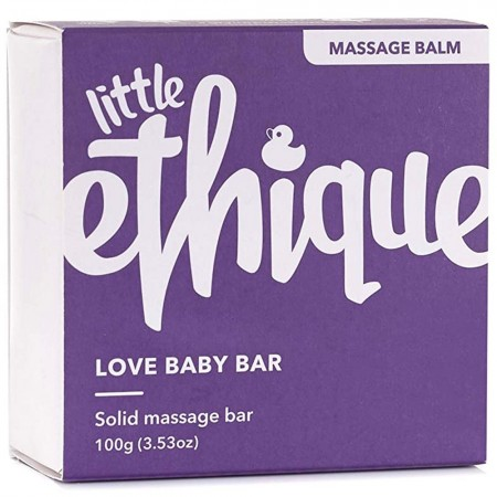 ETHIQUE Baby Solid Massage Bar Love Baby Bar - 100g