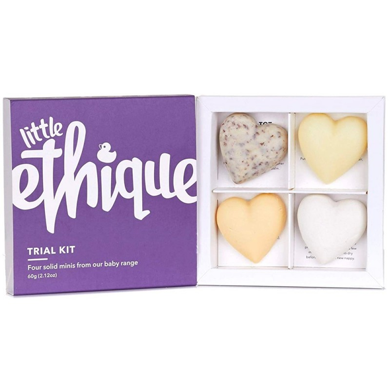 ETHIQUE Kids Trial Pack Trial Pack For Little Ones - 60g