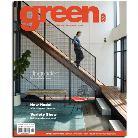 Green Magazine Issue 73