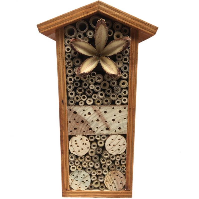 Solitary Bees Hotel - large