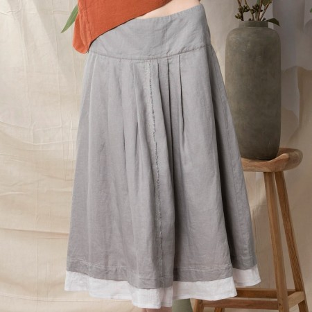 Quillan Morning Cloak Skirt