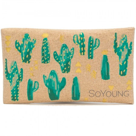 SoYoung No-Sweat Ice Pack - Cacti Desert