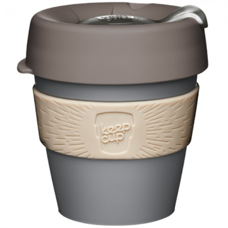 KeepCup Original Small Plastic Cup 8oz (227ml) - Oak
